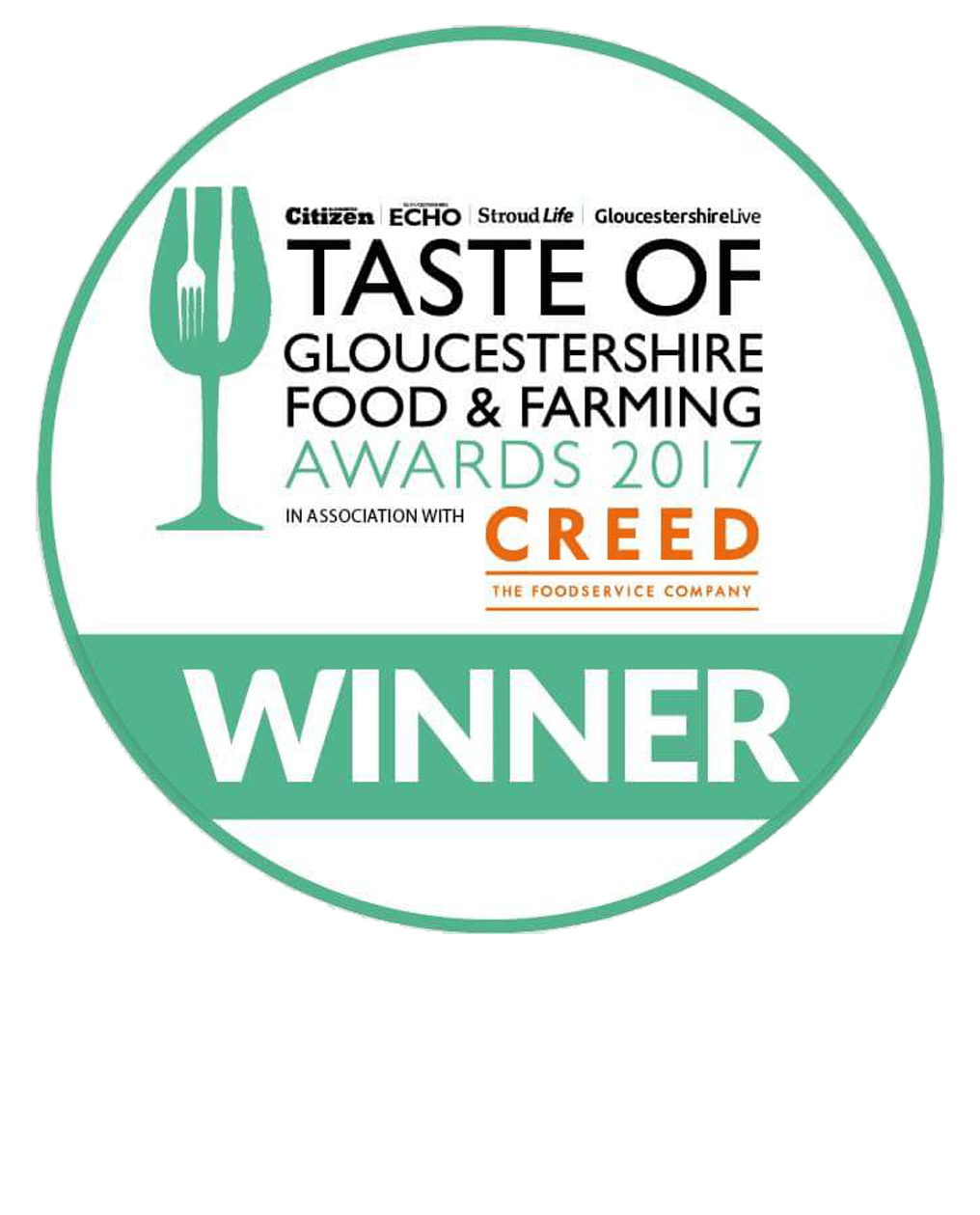 Bangkok Canteen Sustainable Restaurant Association Taste of Gloucestershire Winner 2017